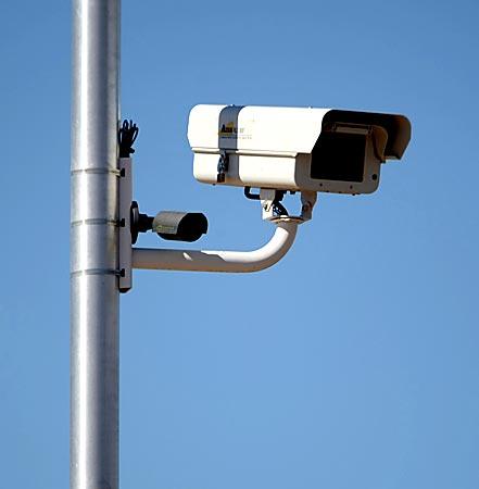 Installation of CCTV Cameras in Vientiane is Underway -