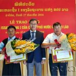 Medals Awarded to Fallen Vietnamese Military Experts and Volunteer Soldiers