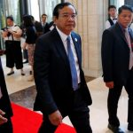 ASEAN Breaks Deadlock on South China Sea at Laos Meeting