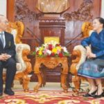 NA President Receives Thai Supreme Administrative Court Delegation