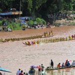 Luang Prabang Prepares for Annual Boat Racing Festival