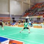 330 Athletes Join 16th Badminton Competition
