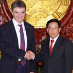 Vice President Lauds EU Support For Lao Development