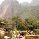 Central Regions Tourism Festival to Be Held in Vangvieng