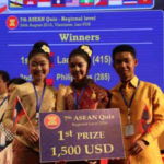 Lao Team Tops 7th ASEAN Quiz Competition
