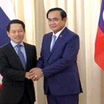Laos & Thailand Continue Cooperation
