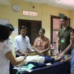Laos Anesthesia Training Project Promotes International Partnership