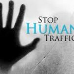 Walkers Stride Out to Mark World Day Against Human Trafficking