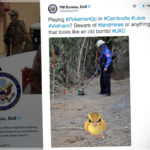 U.S. State Dept. Pokémon Go Tweet About UXO Sparks Backlash