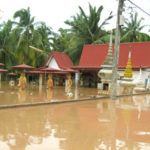 Luang Prabang Reports Damage From Flash Flooding