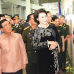 Ho Chi Minh Trail Exhibition Opens in Vientiane