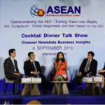 Top Leaders Discuss How Businesses Can Succeed in ASEAN Developing Economies at Channel NewsAsia Forums