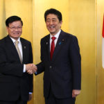 Laos Holds 8th Mekong-Japan Summit