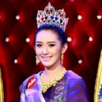 Sayaboury Province's Boudsaba Crowned Miss Laos 2016