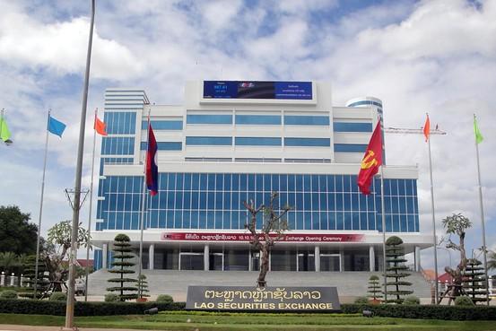 The Lao Securities Exchange