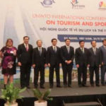 Lao Delegation Attends World Tourism Conference