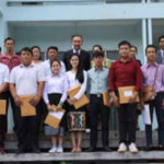 Lao Students to Further Studies in Mongolia