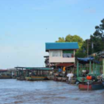 Boat Operators in Khong District Experience a Decline in Revenue