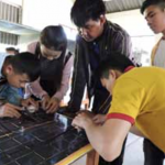 Xayaboury Vocational School Initiates Solar Power Engineering Course
