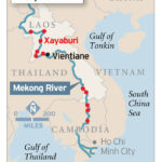 Govt Proceeds with Planned Mekong Hydro Project
