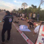 Three Die on Vientiane Roads Over Long Weekend