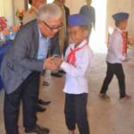 470,000 Cartons of Milk Donated to School Children