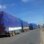 Trucks Being Charged more at Napao-Chalo Border