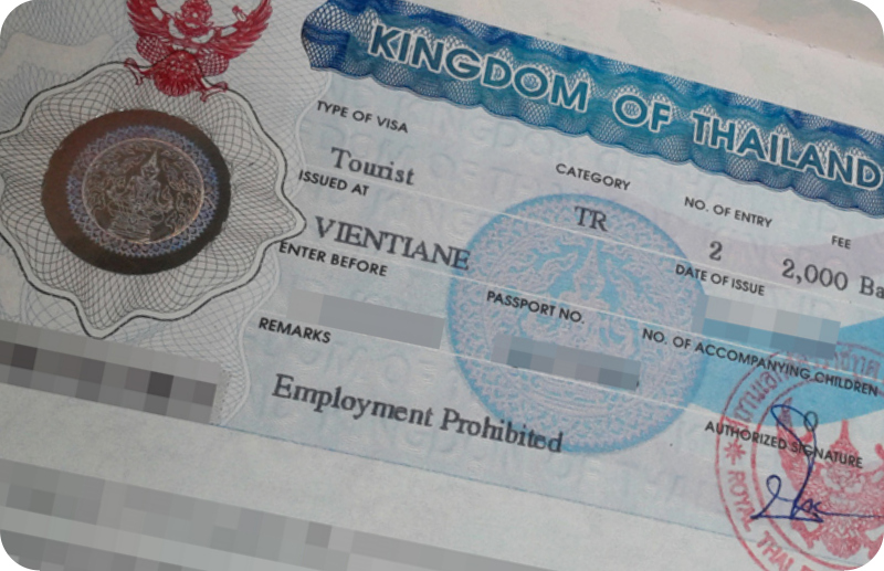 Thailand Visas