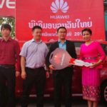 Huawei Lucky Draw Winner