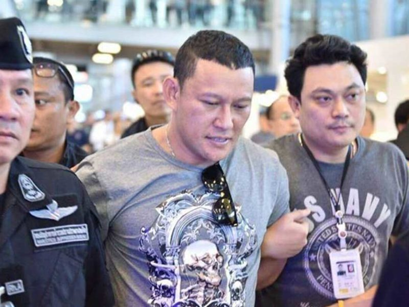 Lao Drug Lord Xaysana Keopimpha Arrested