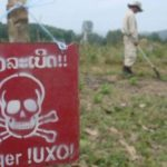 Army Stationed to Remove UXO for Laos-China Railway