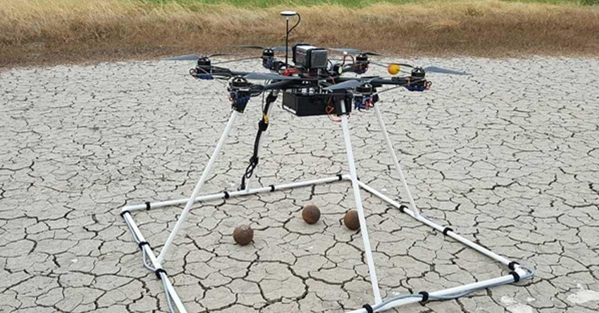 UXO Drone