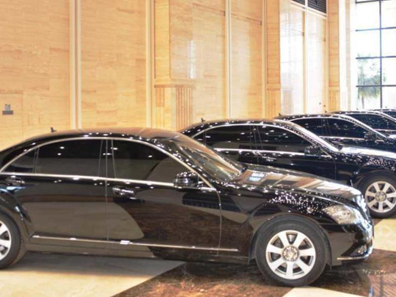 Lao Leaders Luxury Cars to be Auctioned Next Week
