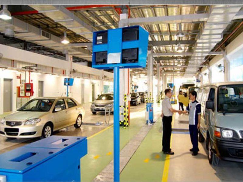 Vehicle Inspection Center Vehicle Ideas