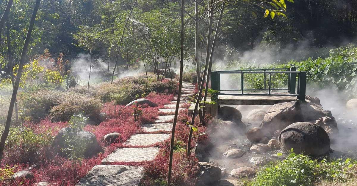 Hot Springs of Hiem, Huaphan