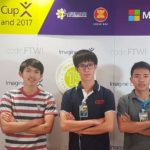Team BUG5 becomes the first Laotian team to compete at Imagine Cup Regional Finals