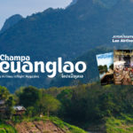 Champa Meuanglao Inflight Magazine Reaches the Skies
