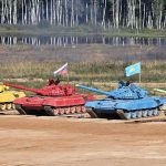Laos Tank Crew to Compete in Tank Biathlon at International Army Games