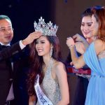 Meet History's First Miss Universe Laos