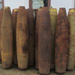 NRA Aims to Clear UXO From 50,000 Hectares