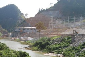 Xekaman 1 Hydropower Plant