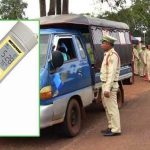 Traffic Police to Breathalyze Motorists During New Year Festivities