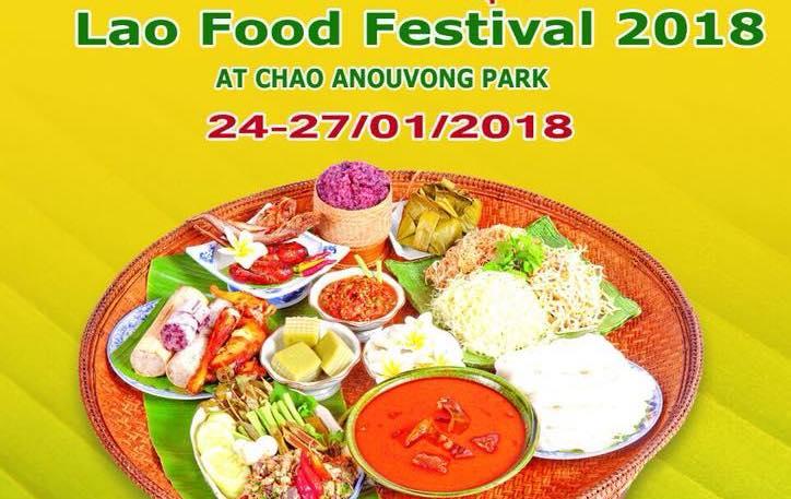 13th Annual Lao Food Festival
