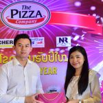 Lucky Winners Take Home Special Prizes thanks to The Pizza Company