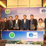 Big Blue Advertising Wins Visit Laos Billboard Contract