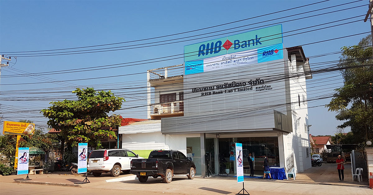 RHB Bank Lao Limited Dongdok Branch