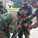 Cambodian Troops Begin Live-fire Drills at Laos Border