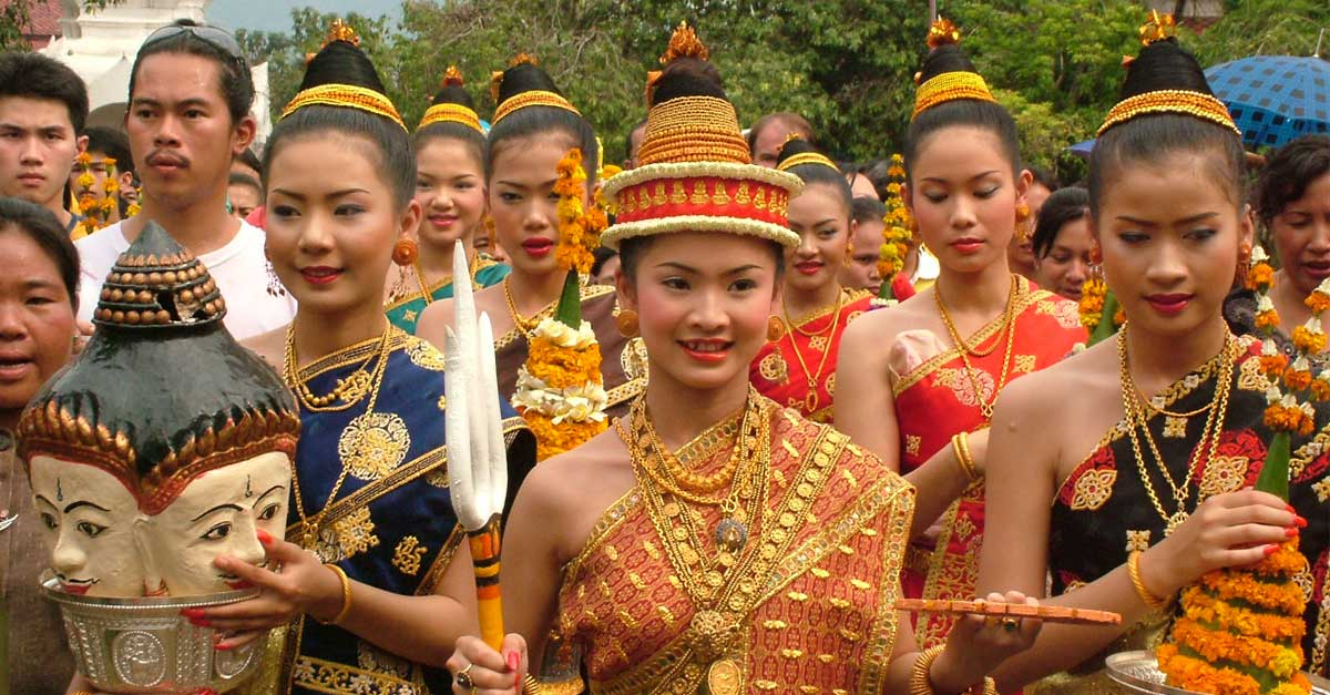 Laos youngest nation in Asia