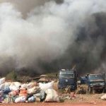 Landfill Fire Almost Out, Residents Affected by Toxic Smoke