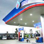PTT petrol station Laos